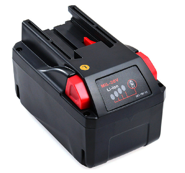 Picture of BATTERIA LITIO VOLT 28 AH 4,0 COMPATIBILE ENERPAC FROMM MILWAUKEE TRUMP WURTH MASTER