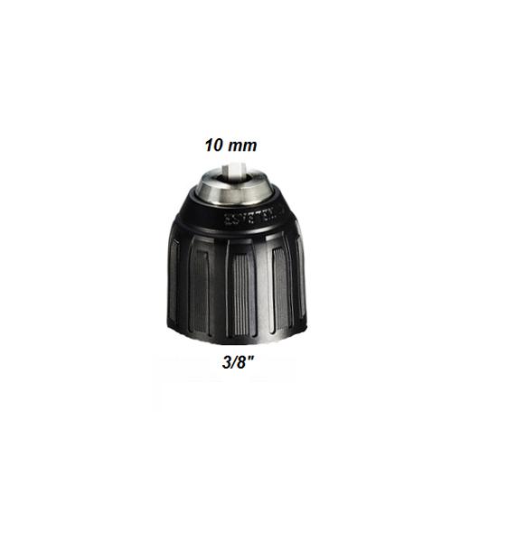 Picture of MANDRINO AUTOSERRANTE TRAPANO AVVITATORE DA 10 mm HIKOKI HITACHI DV12DD DS12DD DV12DA DS12DA DS10DAL